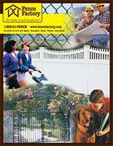 Fence Factory Catalog