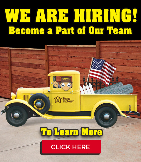 Fence Factory - Garage Doors & Gates