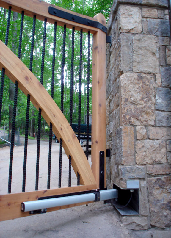 Fence factory security gates access controls