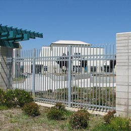 Fence Factory Government Facility Fencing