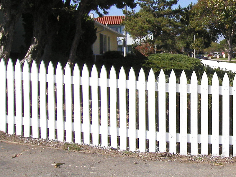 Picket Fence Archives Fence Factory