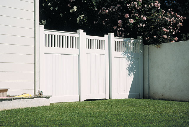 Semi Privacy Fences Archives Fence Factory