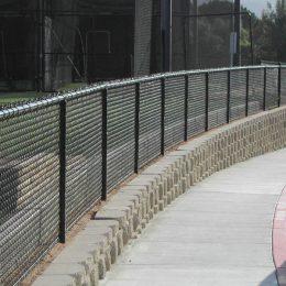 Vinyl Coated Fences