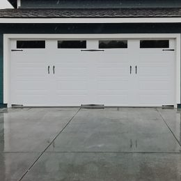 AMARR STEEL OAK SUMMIT SERIES GARAGE DOOR