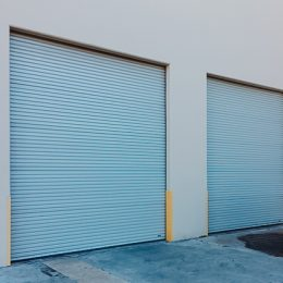 POREVENE 200 SERIES STEEL ROLL UP DOORS