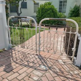 Custom Bedframe Gate